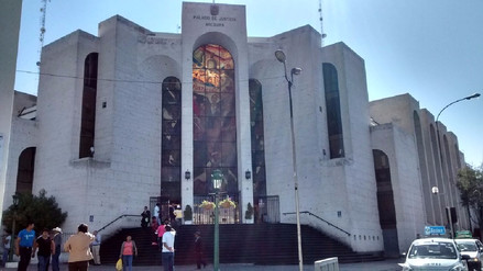 El 40% de trabajadores judiciales acataron la huelga en Arequipa