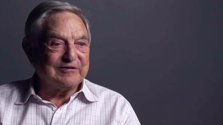 George Soros donó 18,000 millones de dólares a su fundación Open Society