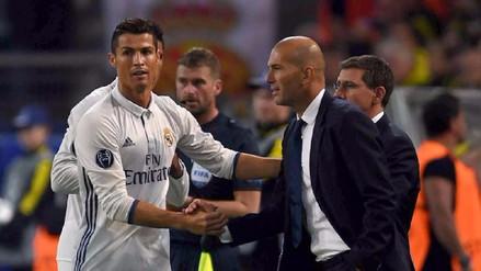 """Zidane: """"Algún día se acabará para mí el Madrid y estoy preparado para ello"""""""