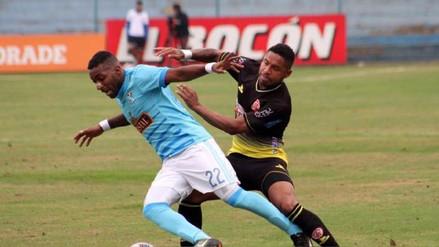 Sporting Cristal perdió ante UTC y se complica en el Torneo Clausura