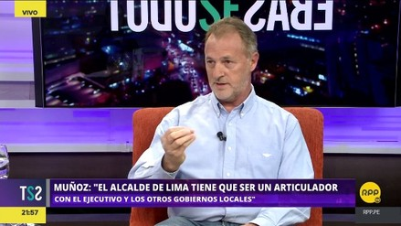 Jorge Muñoz: