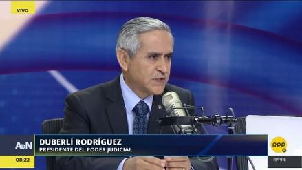 """Duberlí Rodríguez: """"Endurecer las penas a violadores no está en nuestro terreno"""""""