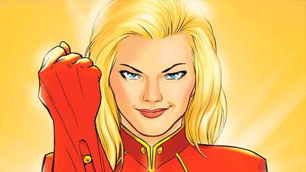 'Capitán Marvel' llegará para Avengers 4