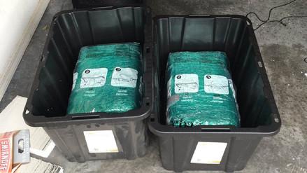 Amazon envió por error 29 kilos de marihuana a una pareja en EE.UU.