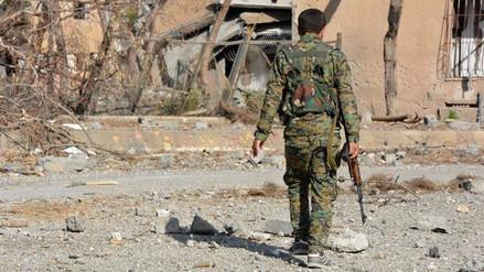 ISIS mató a 116 personas durante los 20 días que controló Al Qariatain