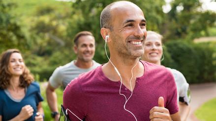 Con música puedes hallar cuál es tu ritmo y velocidad al correr