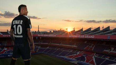 Los privilegios de Neymar en el PSG que incomodan al plantel