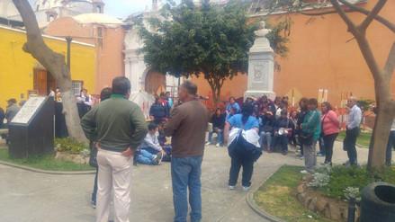 Paro de profesores se acató de manera parcial en Trujillo