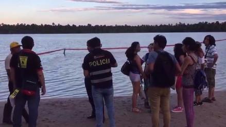 Iquitos: joven huancaíno falleció en lago de Quistococha