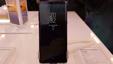 Nuevo Samsung Galaxy Note 8 llegó al Perú