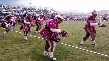 Declaran Patrimonio Cultural a la danza 'Llameritos de Panahua'