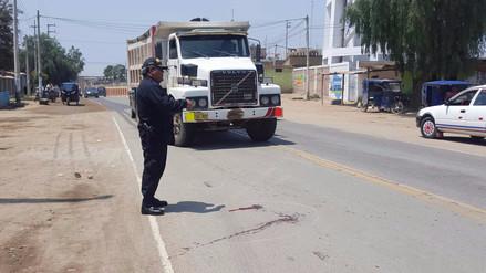 Camioneta del Gobierno de Lambayeque atropelló y mató a niña en Jayanca