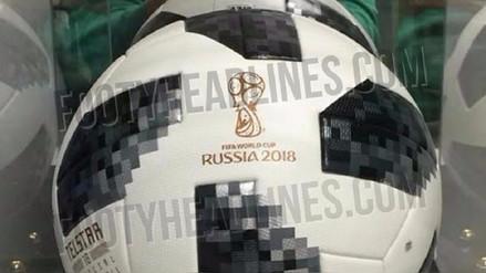 Filtran la primera foto de la pelota oficial de Rusia 2018