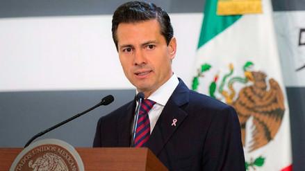 El Gobierno de México reconoció que Peña Nieto se reunió con Odebrecht
