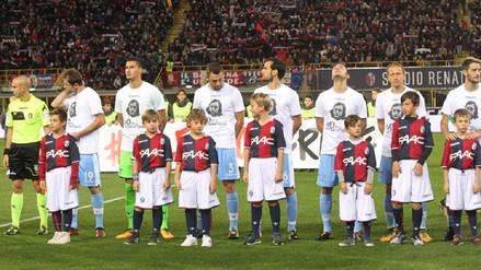 Lazio tomó esta medida contra las acciones racistas de sus hinchas