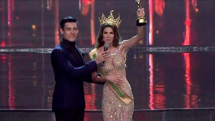 Miss Grand International 2017: Perú alcanza la corona del certamen de belleza