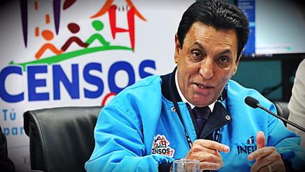 Abogado denunció que Sánchez anuló concurso en 2015 para seguir como jefe del INEI