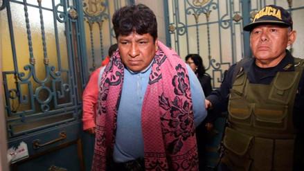 La Policía trasladó a Marco Antonio Luza al penal Castro Castro