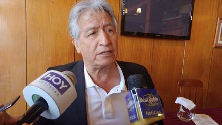 Virgilio Acuña oficializa movimiento regional ´Contigo Lambayeque´