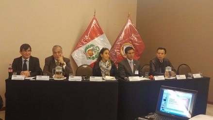 Capacitan a prefectos del norte en la ciudad de Chiclayo