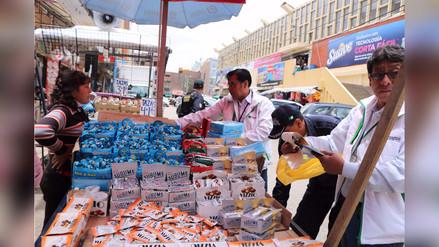 0bbc26a37fb93 Huancayo  decomisan más de 30 kilos de dulces sin registro sanitario