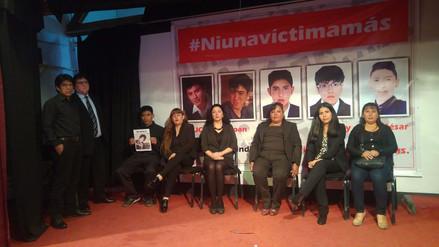 Organizan marcha 'Ni Una Víctima Más' en Cusco