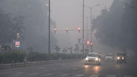 Pekín se declara en alerta amarilla por la contaminación del aire