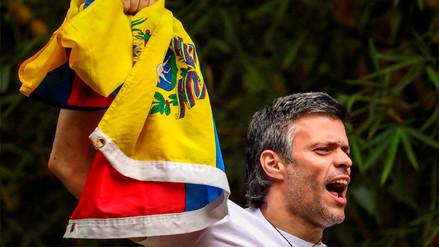 La oposición venezolana ganó el premio Sájarov del Parlamento Europeo