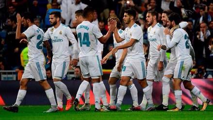 En Vivo | Real Madrid vence 1-0 de visita al Girona por La Liga