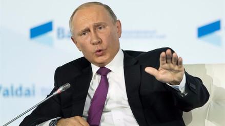 Vladímir Putin: