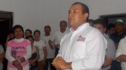 Marco Gasco rechaza alianza electoral con Virgilio Acuña para 2018
