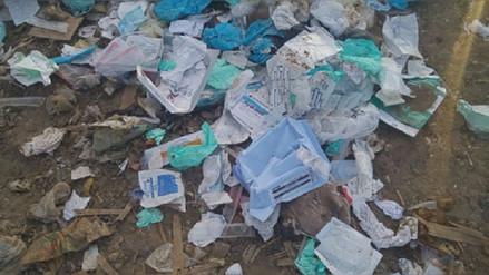Salud necesita S/ 28 millones para tratar residuos hospitalarios