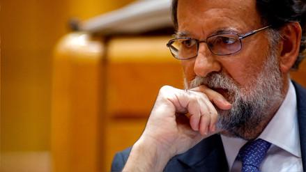 """Rajoy pidió tranquilidad: """"El Estado de Derecho restaurará la legalidad en Cataluña"""""""