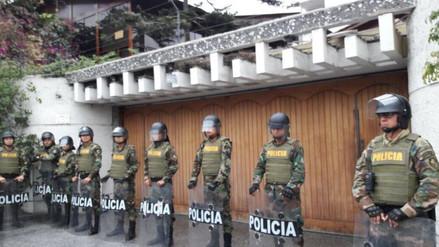 Incautan 13 inmuebles del pastor Vicente Díaz Arce, vinculado a la red Orellana