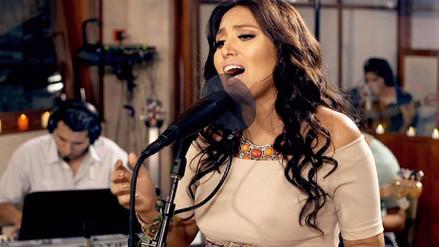 Nicole Pillman incursiona en la música criolla con su nuevo disco