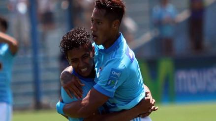 Sporting Cristal regresó a la senda del triunfo goleando a Cantolao