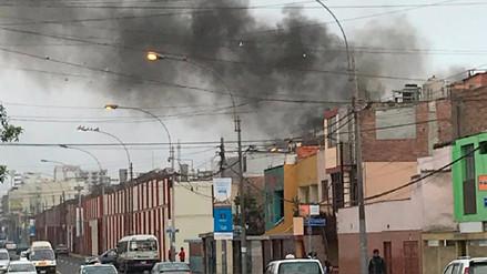 Reportan un incendio en el centro de rehabilitación juvenil 'Maranguita'