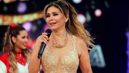Gisela Valcárcel aclara las razones de su ausencia en 'El Gran Show'