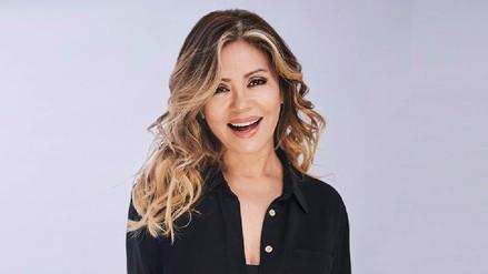 Gisela Valcárcel cumple 30 años en la TV peruana