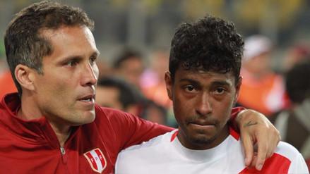 Se confirmó la lesión de Miguel Araujo y es duda para el repechaje