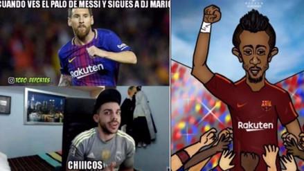 Los memes que generó el triunfo del Barcelona sobre Athletic Club