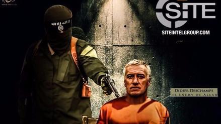 El Estado Islámico amenazó al entrenador de Francia: