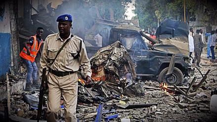 Al menos 23 muertos en Somalia tras nuevo ataque terrorista contra hotel