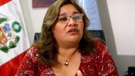 La presidenta de la Comisión de la Mujer sugirió pena de muerte para violadores