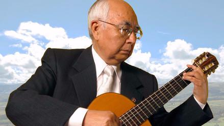 Raúl García Zárate, el maestro que paseó la guitarra andina por el mundo