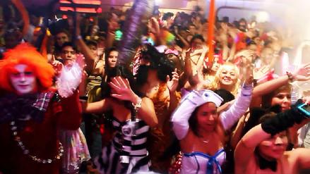 Fiestas de Halloween con entradas desde S/5 hasta S/265