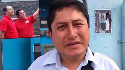 Hermano de excongresista agrede a director de colegio de Piura