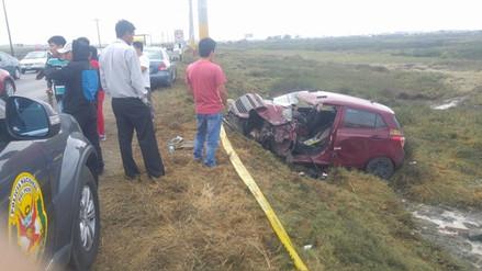 En lo que va del año reportan 63 muertes por accidentes de tránsito