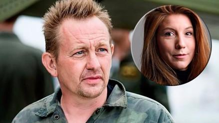 Inventor danés admitió que descuartizó a periodista sueca en submarino
