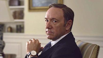 'House of Cards': Netflix anuncia el final por denuncia a Kevin Spacey